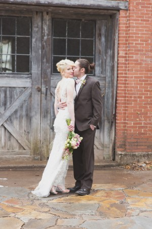 Vintage Rustic Wedding Inspiration -Kim Spath Photography