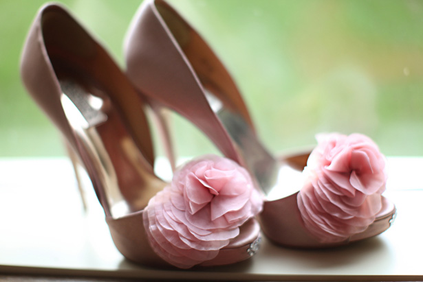Wedding shoes - Benfield Photography