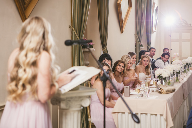 Wedding toast - Ten·2·Ten Photography