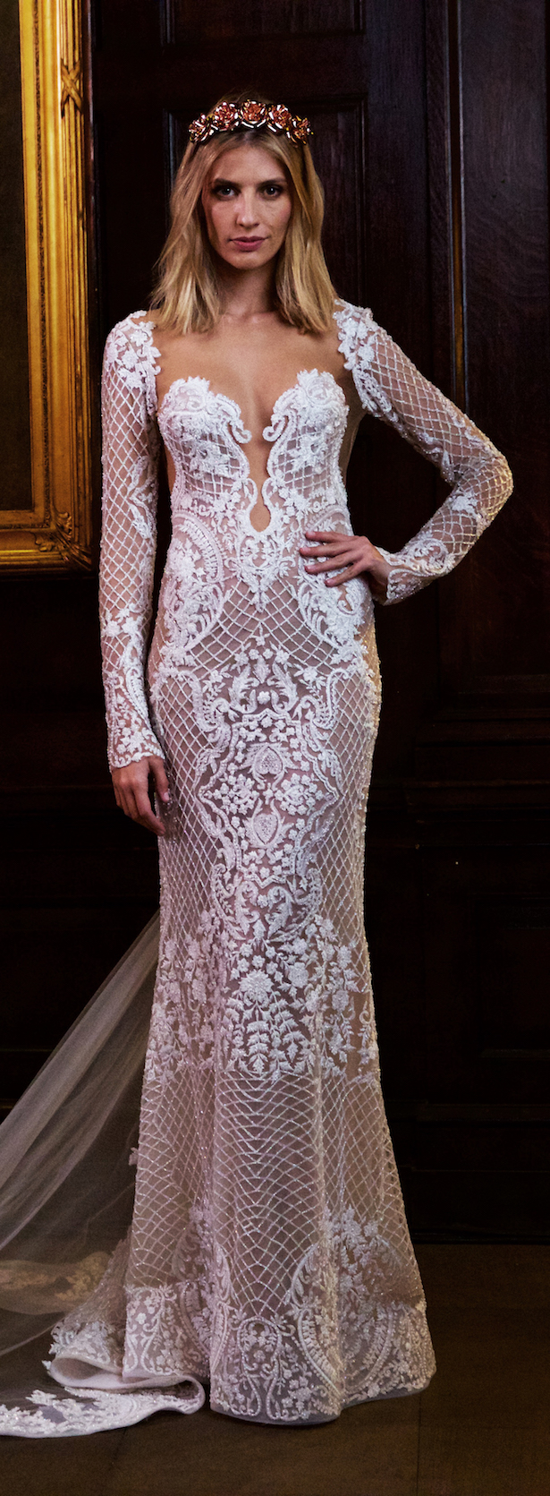 Berta Bridal Fall 2016 - NYBFW Presentation