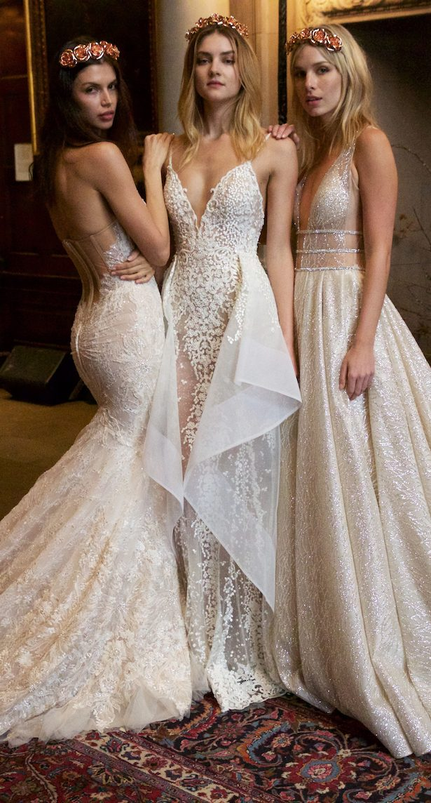 Berta Bridal Fall 2016 – NYBFW Presentation