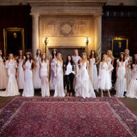 Berta Bridal Fall 2016 - NYBFW Presentation 7