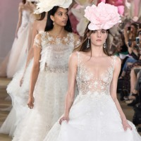 Ines Di Santo Couture Bridal Collection Spring 2017 - Runway Show