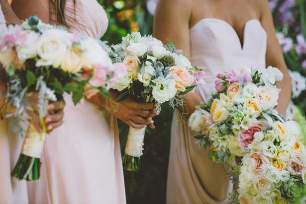 Bridesmaid bouquets - Adriane White Photography