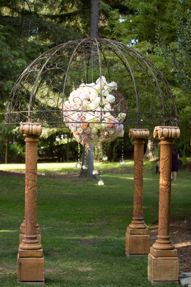 Wedding Ceremony Arch - Retrospect Images