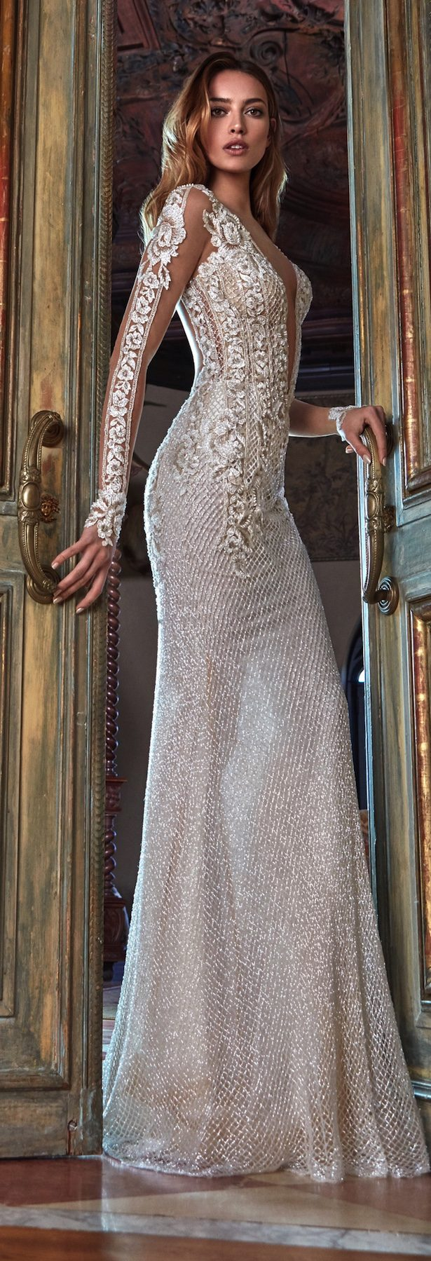 Galia Lahav Spring 2017 Collection