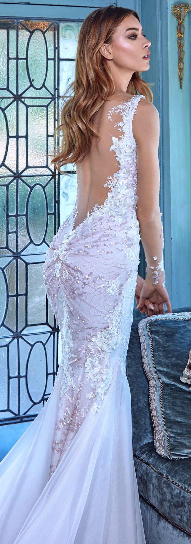 Galia Lahav Spring 2017 Collection - Le Secret Royal