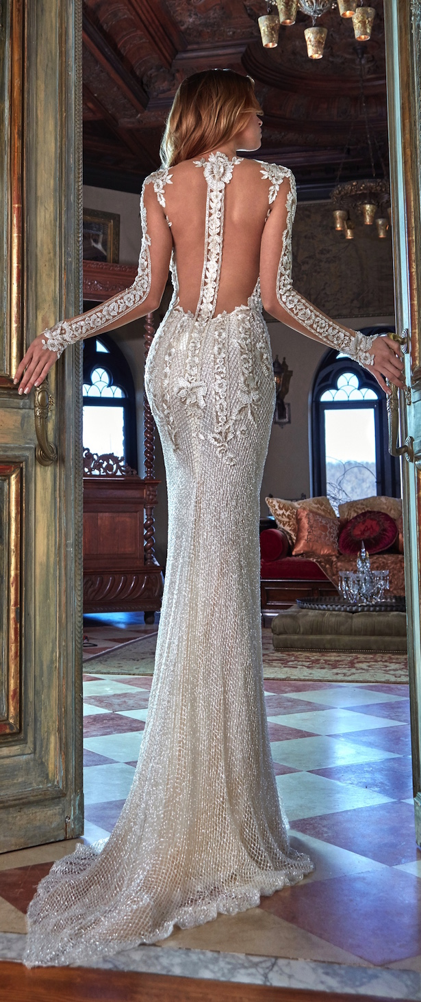 Galia Lahav Spring 2017 Collection Le Secret Royal Belle The
