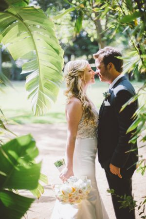 Romantic wedding photo - Adriane White Photography