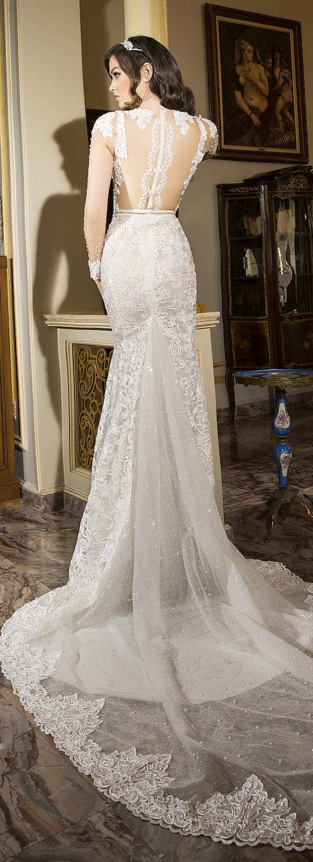 Shabi Israel Haute Couture Bridal Collection Belle The