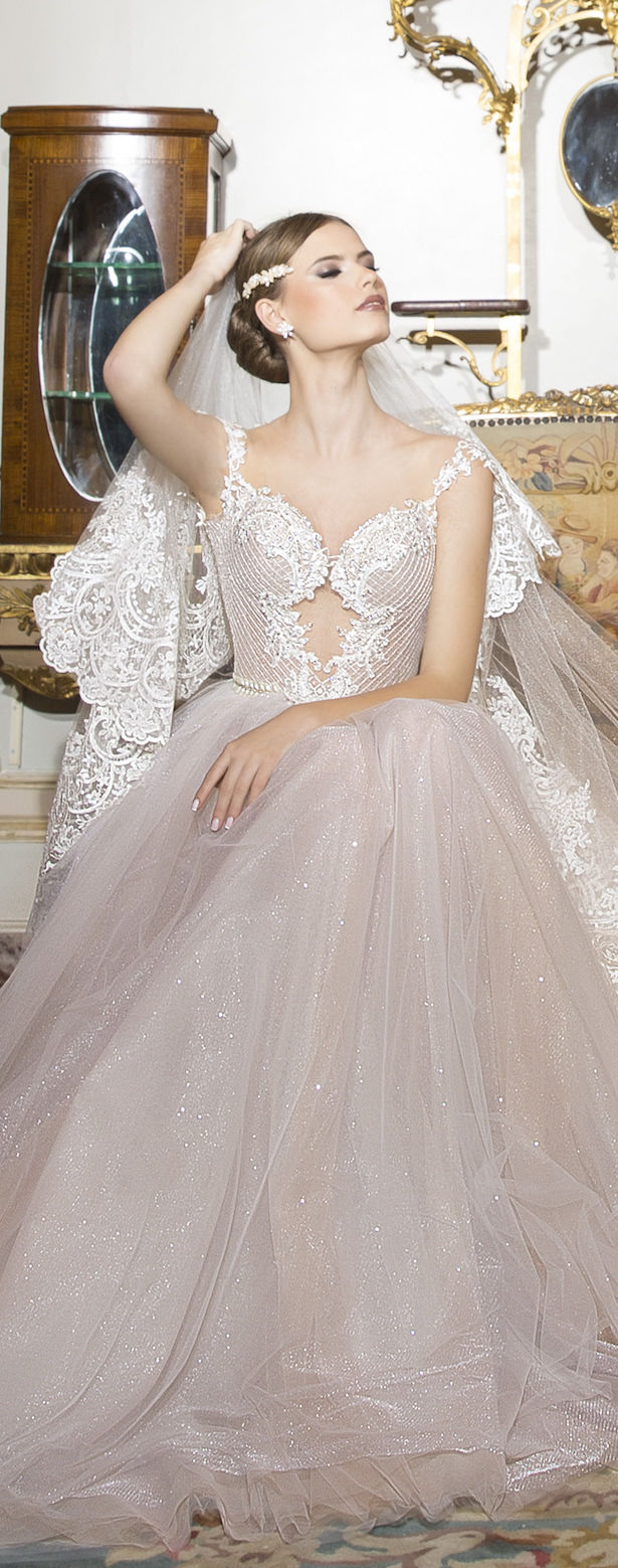 Shabi & Israel - Haute Couture 2016 Bridal Collection