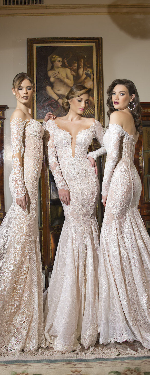 Shabi & Israel – Haute Couture 2016 Bridal Collection