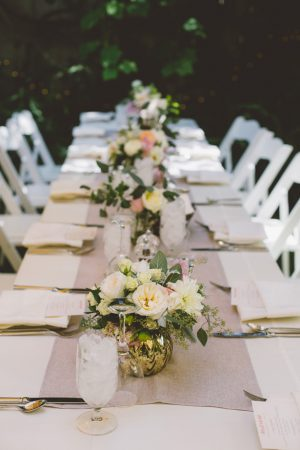 Wedding Tablescape - Adriane White Photography