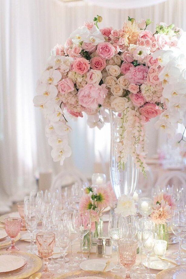 12 Stunning Wedding Centerpieces – 34th Edition
