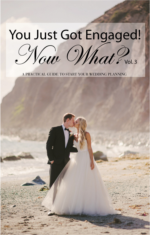 You Just Got Engaged! Now What? – Vol. 3