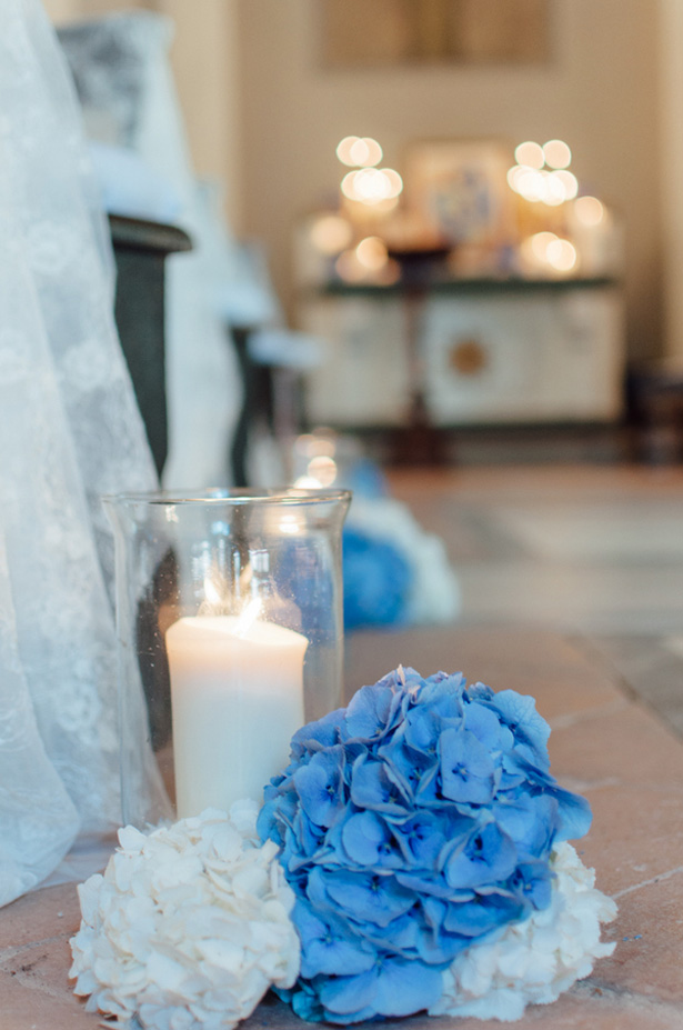 Wedding aisle decoration - FunkyBird Photography