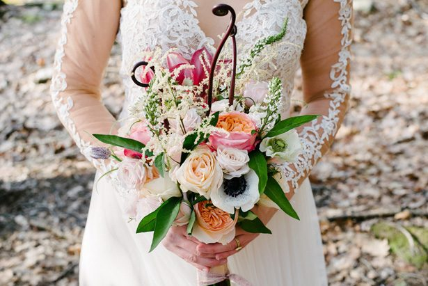 Wedding bouquet - Luv Lens