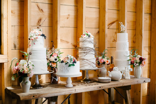 Wedding cake table- Luv Lens Photography