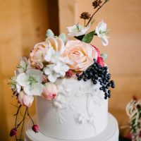 Wedding cake - Luv Lens