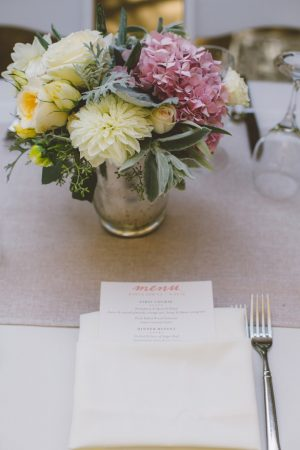 Wedding centerpiece - Adriane White Photography