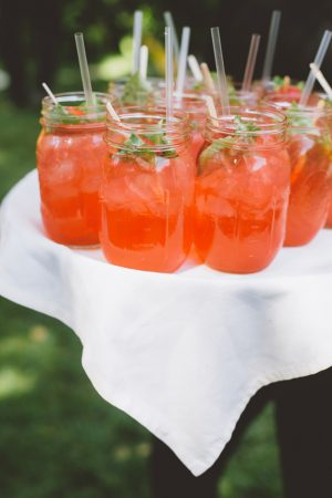 Wedding drinks - Adriane White Photography