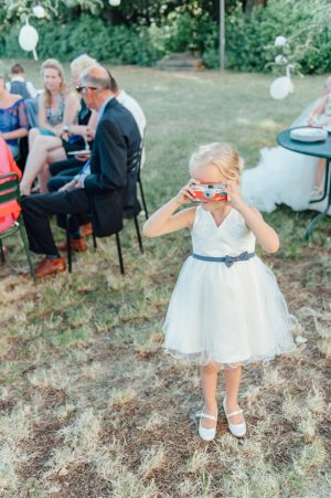 Wedding guests - FunkyBird Photography