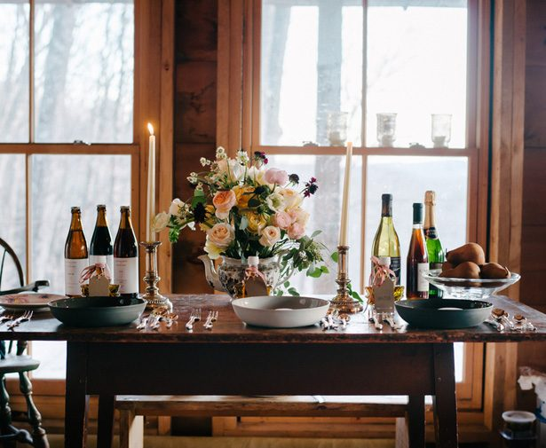 Wedding table - Luv Lens Photography