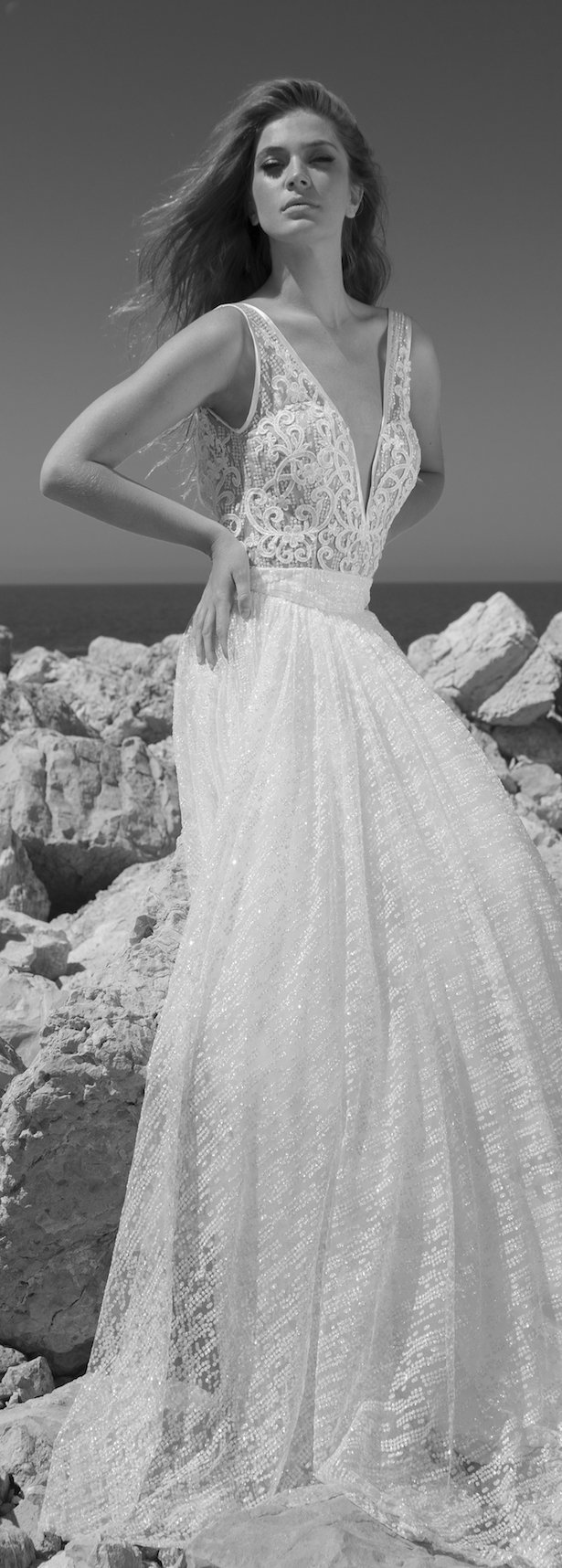Black And White Wedding Gowns 71 Cool  A uJ Wedding