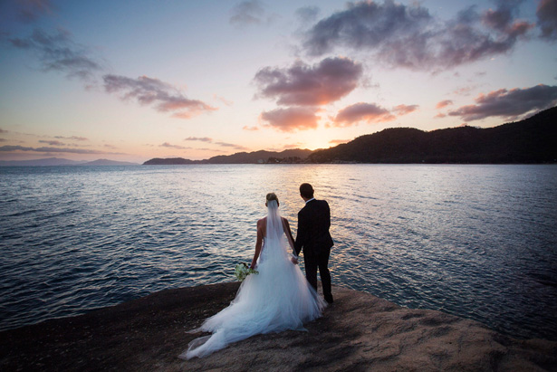 Beautiful wedding picture - Noble Photography