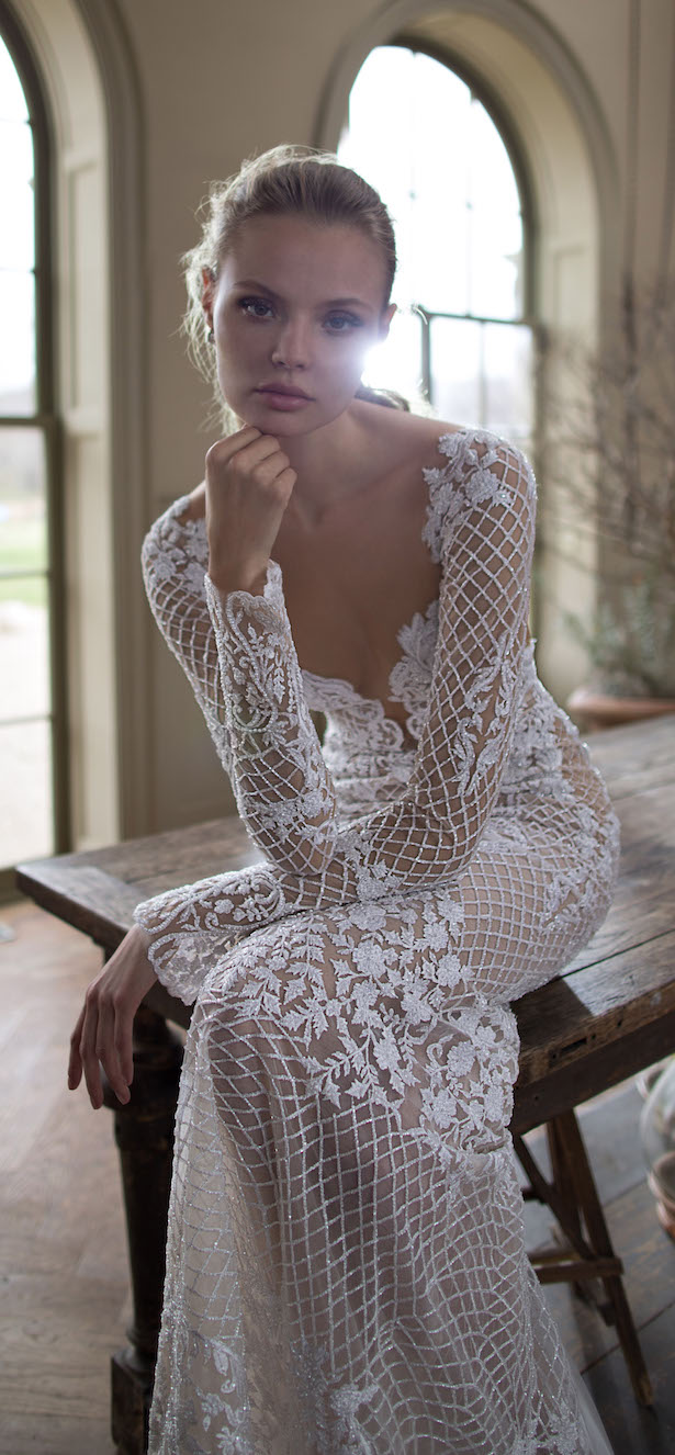 Berta Bridal Fall 2016