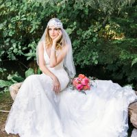 Bridal portrait - L'Estelle Photography