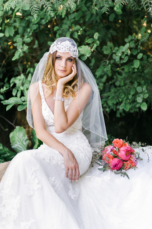 Rustic Glamour Bridal Session