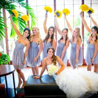 Bridesmaids photo idea - Brett Charles Rose Photo