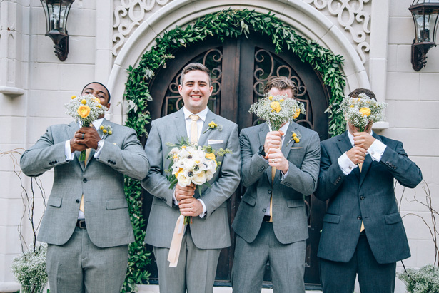 Fun wedding picture idea - Sowing Clover Photography