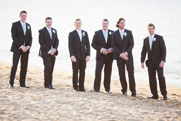 Groomsmen photo idea - Noble Photography