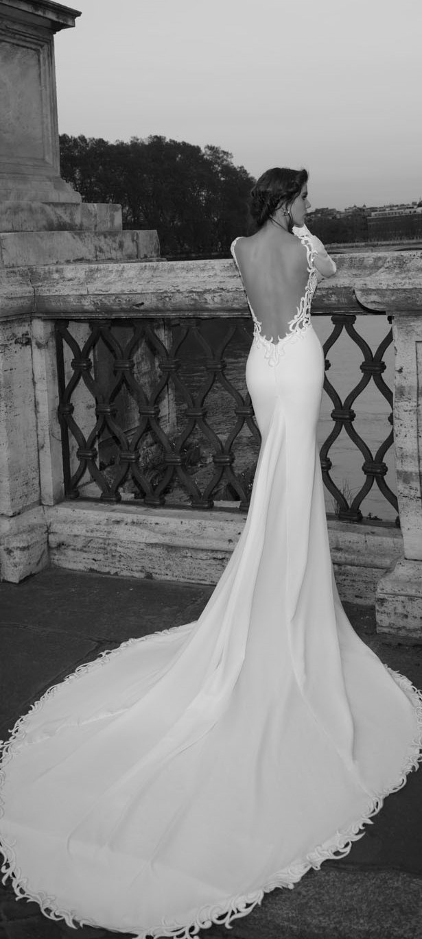 Julie Vino 2017 - Roma Collection Wedding Dress 3