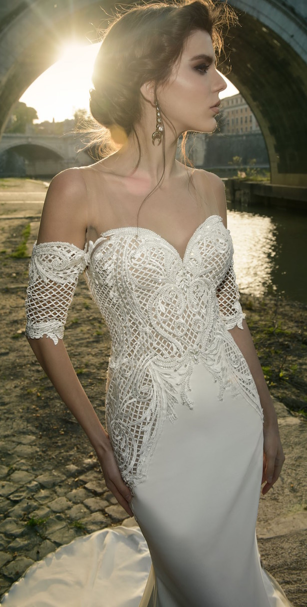Julie Vino Bridal Spring 2017 - Roma Collection Wedding Dress
