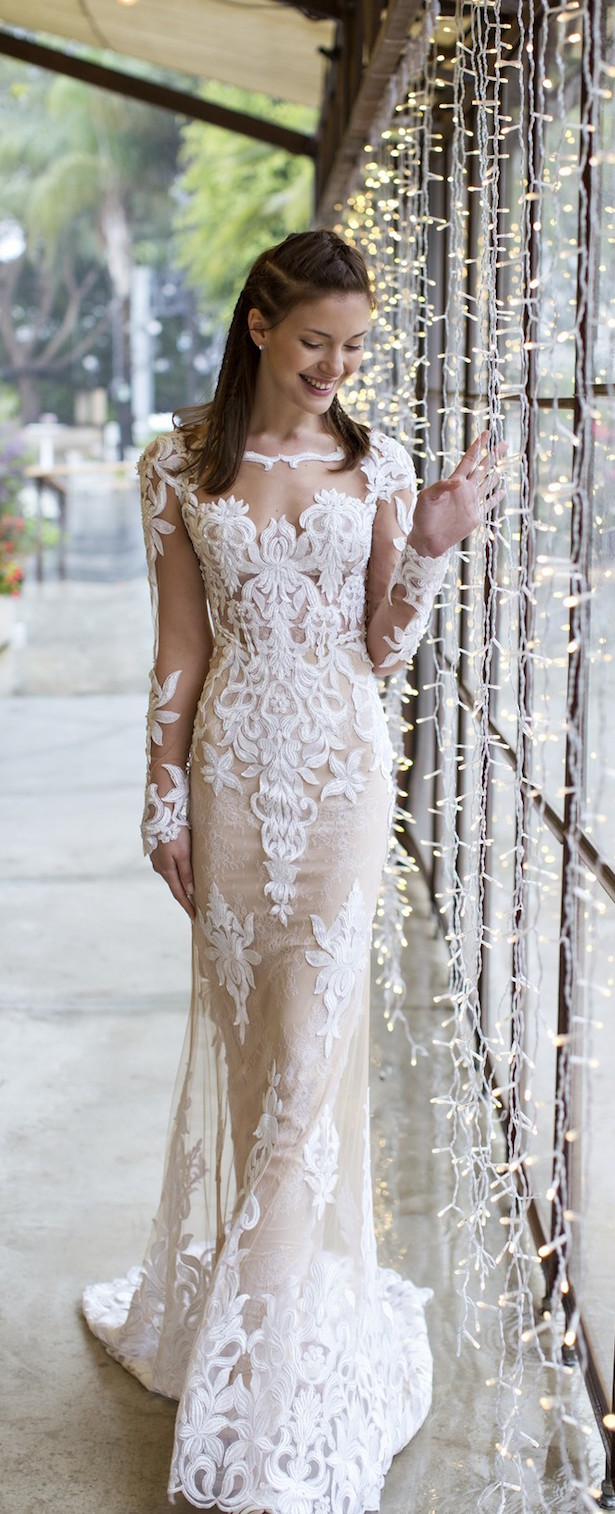 Noya Bridal 2016 Aria Collection - Belle The Magazine