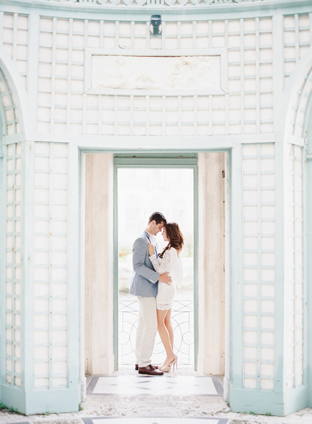 Serene Miami Engagement Session