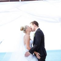 Romantic wedding picture - Noble Photography