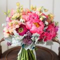 Summer Wedding Bouquet - Mango Studios