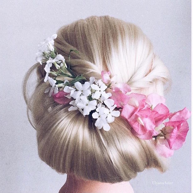 Wedding Hairstyle - Bridal Updo