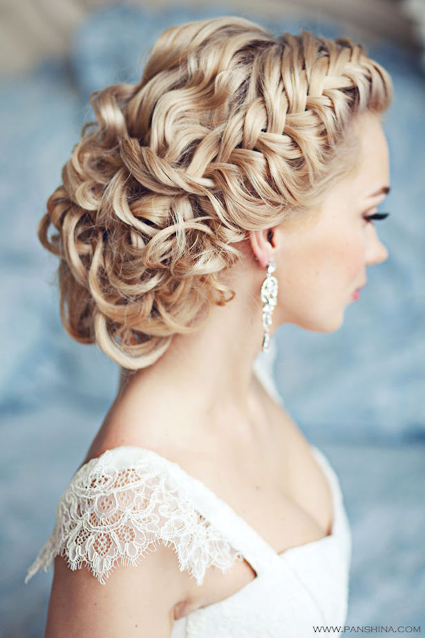 Wedding Hairstyle - Bridal Updo 2
