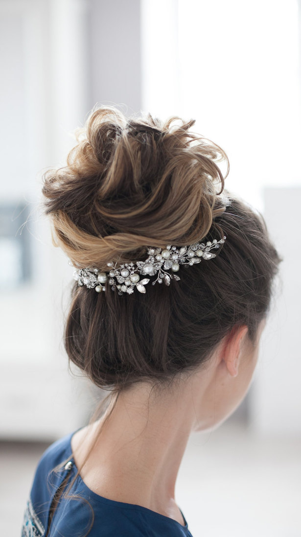 Wedding Hairstyle - Bridal Updo 7