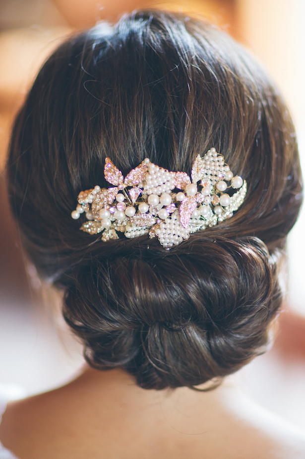 Wedding Hairstyle Ideas - Kane and Social