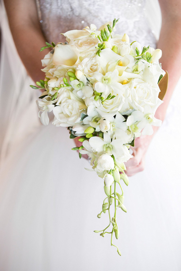 Wedding bouquet - Noble Photography