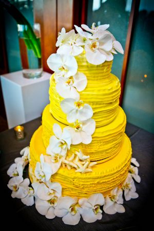 Wedding cake - Brett Charles Rose Photo