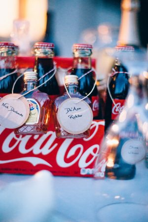 Wedding favors - Sowing Clover Photography