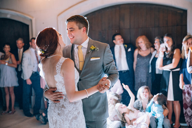 Wedding first dance - Sowing Clover Photography