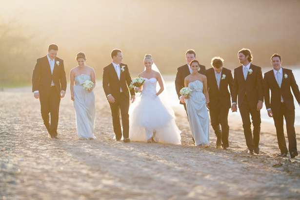 Beach Destination Wedding - Noble Photography